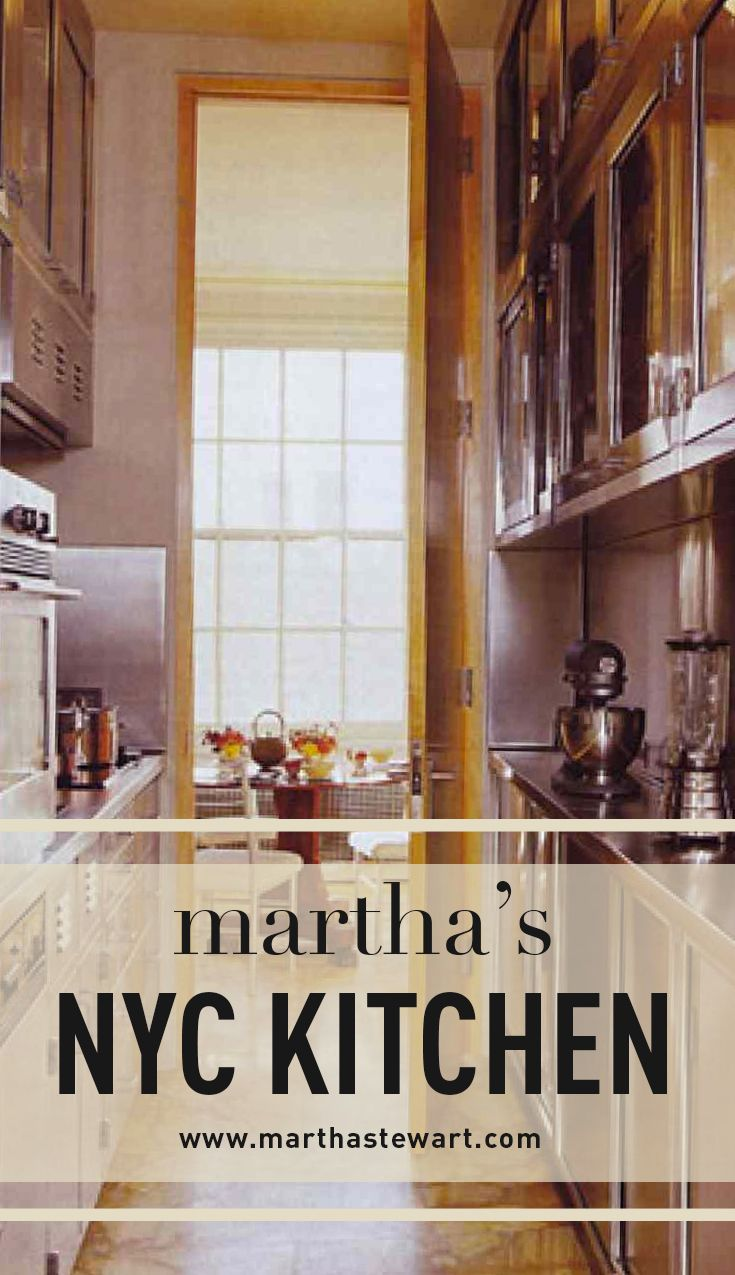 Martha S Nyc Kitchen Living Proves The Versatility And Suitability Of Medical Furniture In Home By Constructing Her