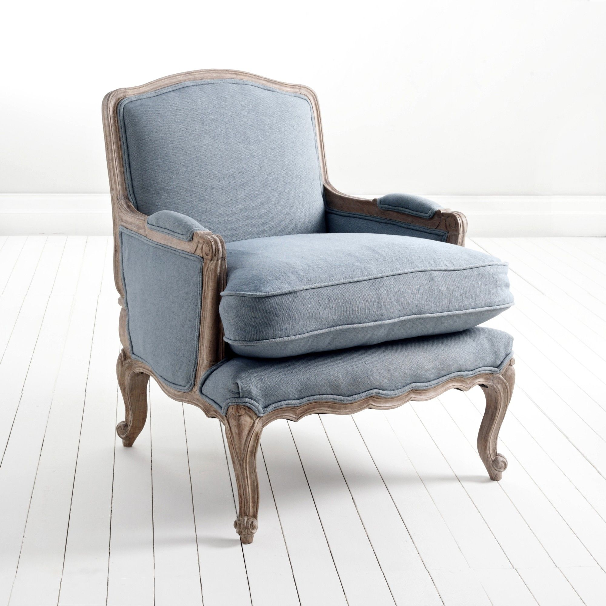 The lyon French-style armchair @ Decoholic.co.uk ...