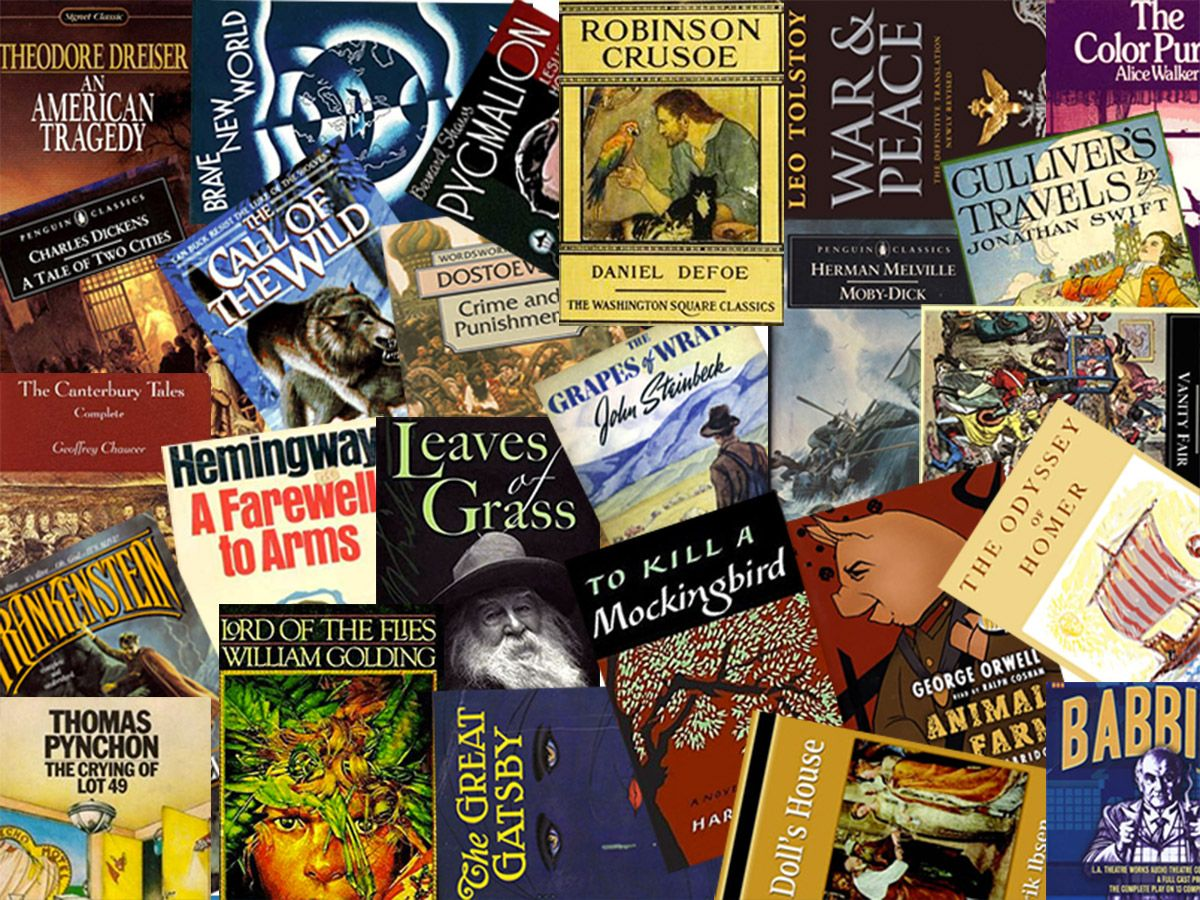 101 books for college-bound kids -- maybe this is MY reading list for the  next couple years!