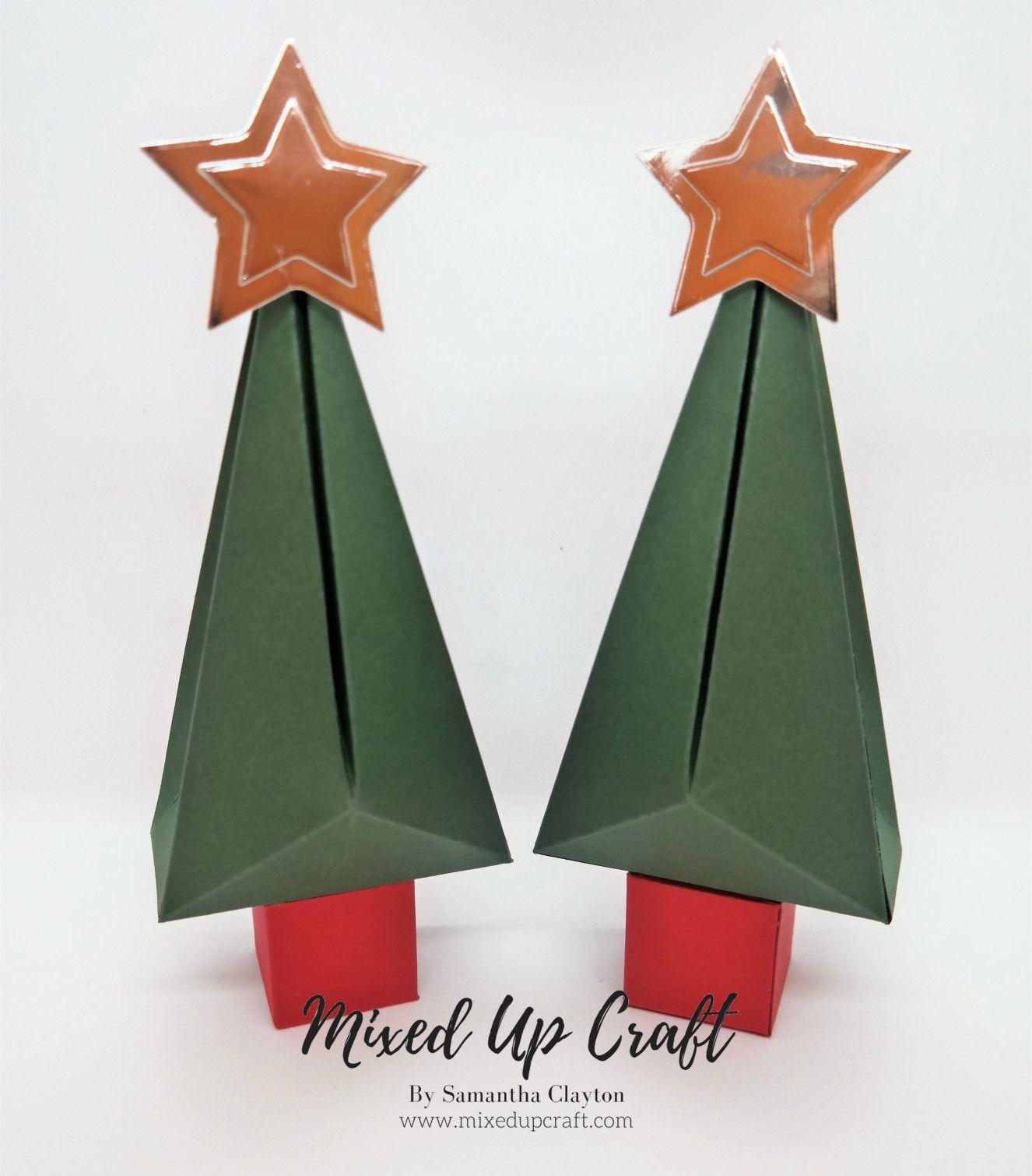 Christmas Tree Shaped Gift Boxes Christmas Tree With Gifts Gift Box Template Christmas Gift Box