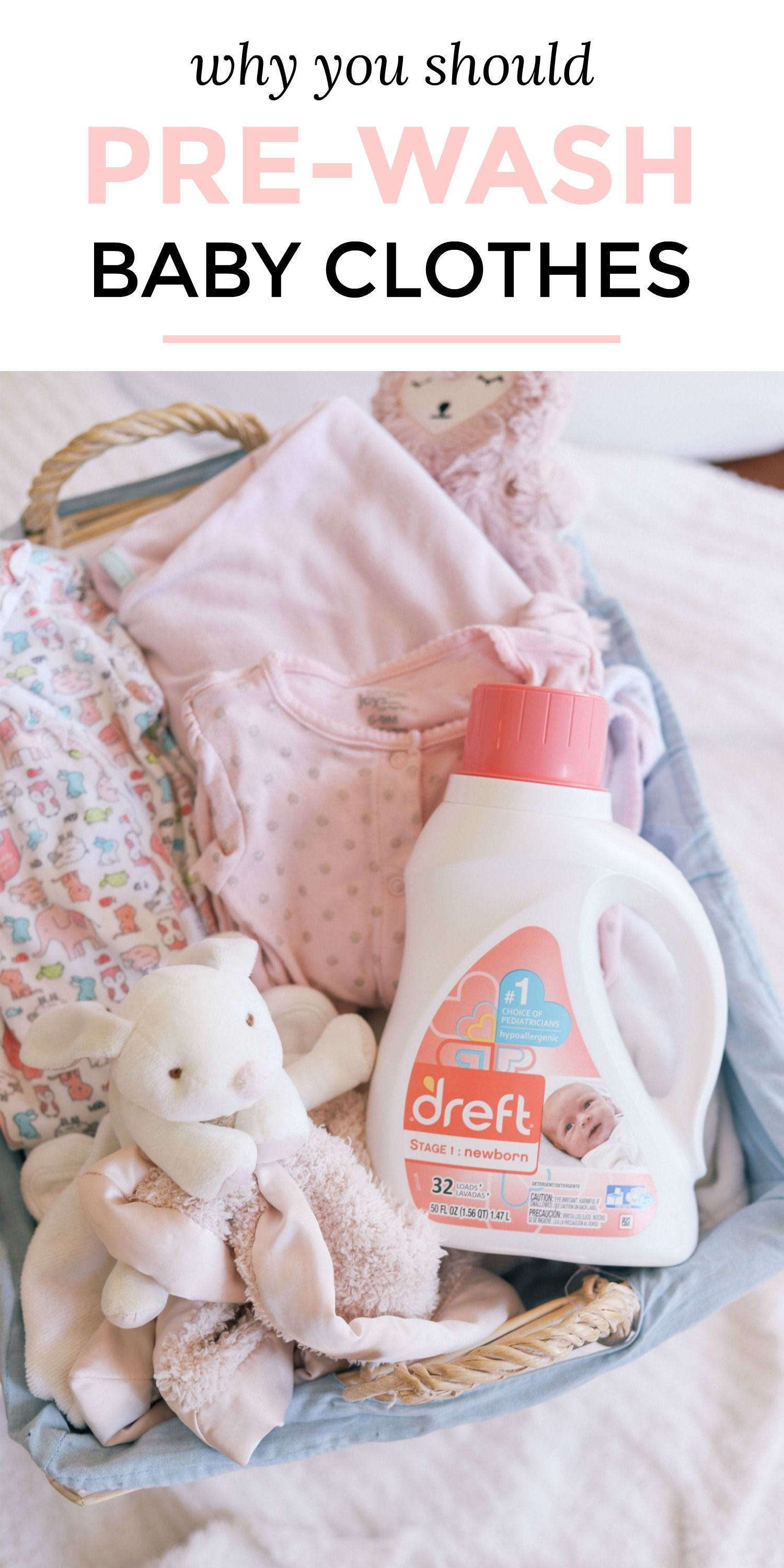New Mom Tip: How to Pre-Wash Baby Clothes   Pinterest   Baby ...