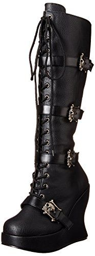 Demonia Women's Bra109/BPU Boot, Black, 7 M US Demonia http://www.amazon.com/dp/B00GTIH2J4/ref=cm_sw_r_pi_dp_Zbzgwb07JJ1D4