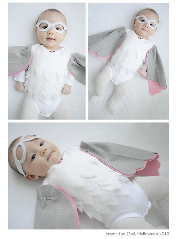 Your baby dresses better than I do 35 super cute and funky baby - diy infant halloween costume ideas