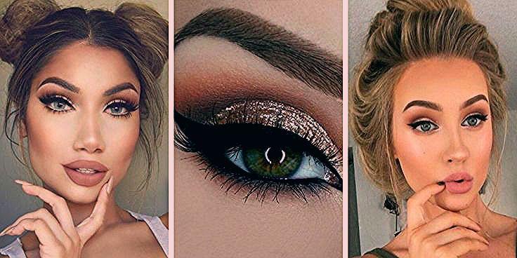 Photo of 20 Make up Ideen zu Händen grüne Augen
