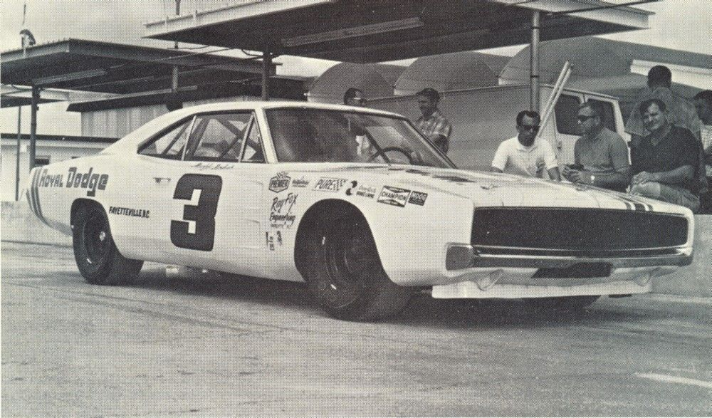 Ray Fox 68 Charger Oldschoolnascar Race Cars Pinterest Dodge