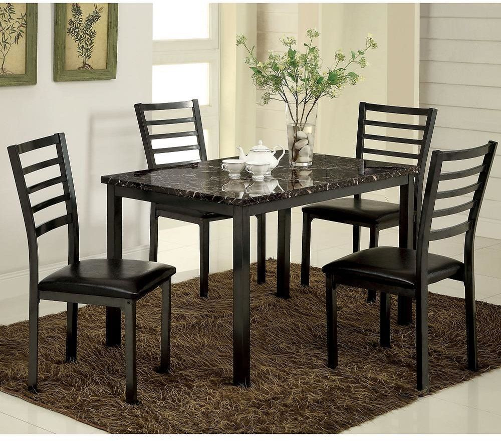 Sears offers Price Drop Hartley Black 9 Dining Table + Ships ...