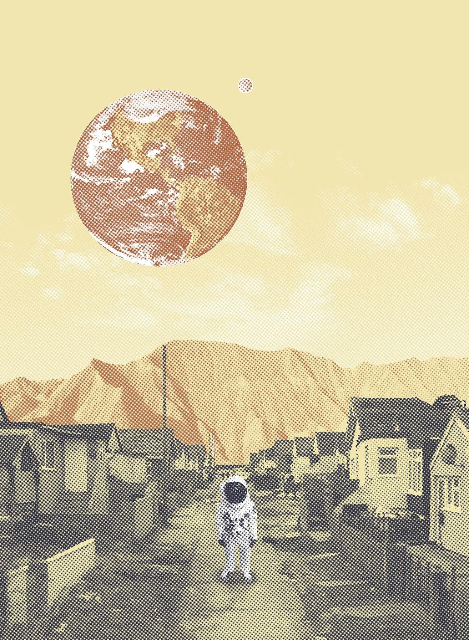 Astronaut Neighborhood\