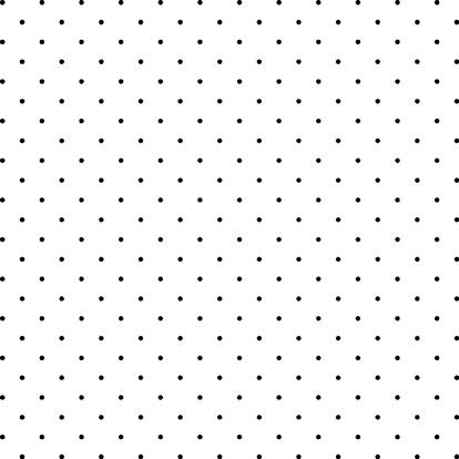 Want - Small Dots - Cover A Card - Impression Obsession