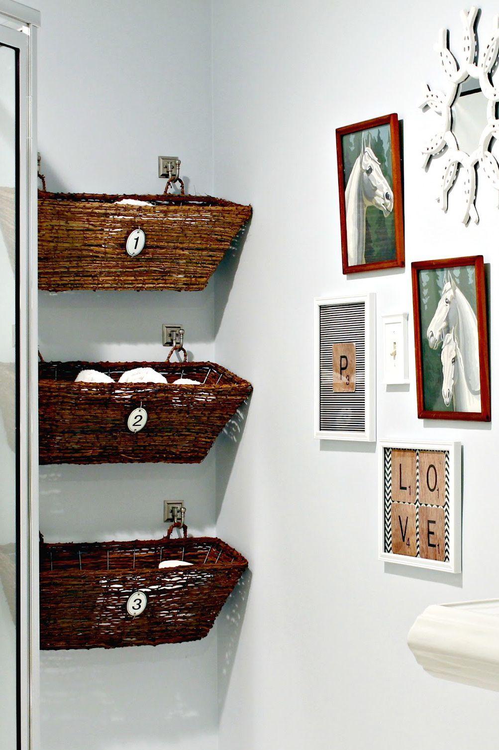 Roll It Out Bathroom Wall Storage Bathroom Storage Solutions Small Bathroom Storage