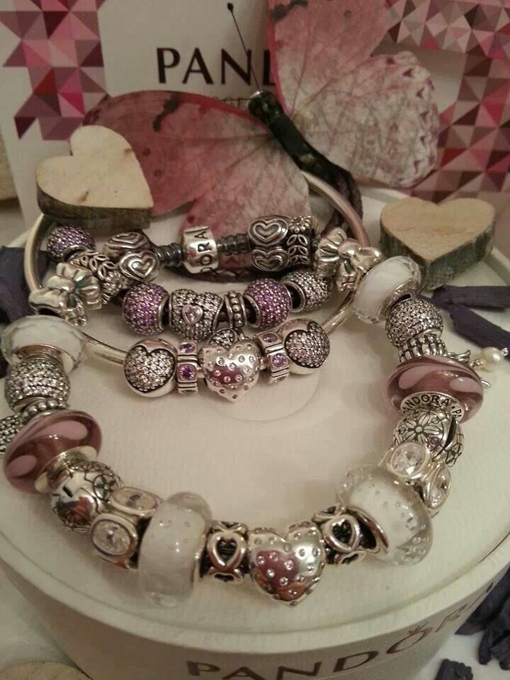 Pin By Omeka Krongelb On Show Me Your Pandora Bracelet In