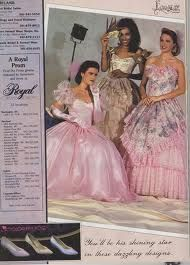 1989 prom dresses - Google Search | Gruesome