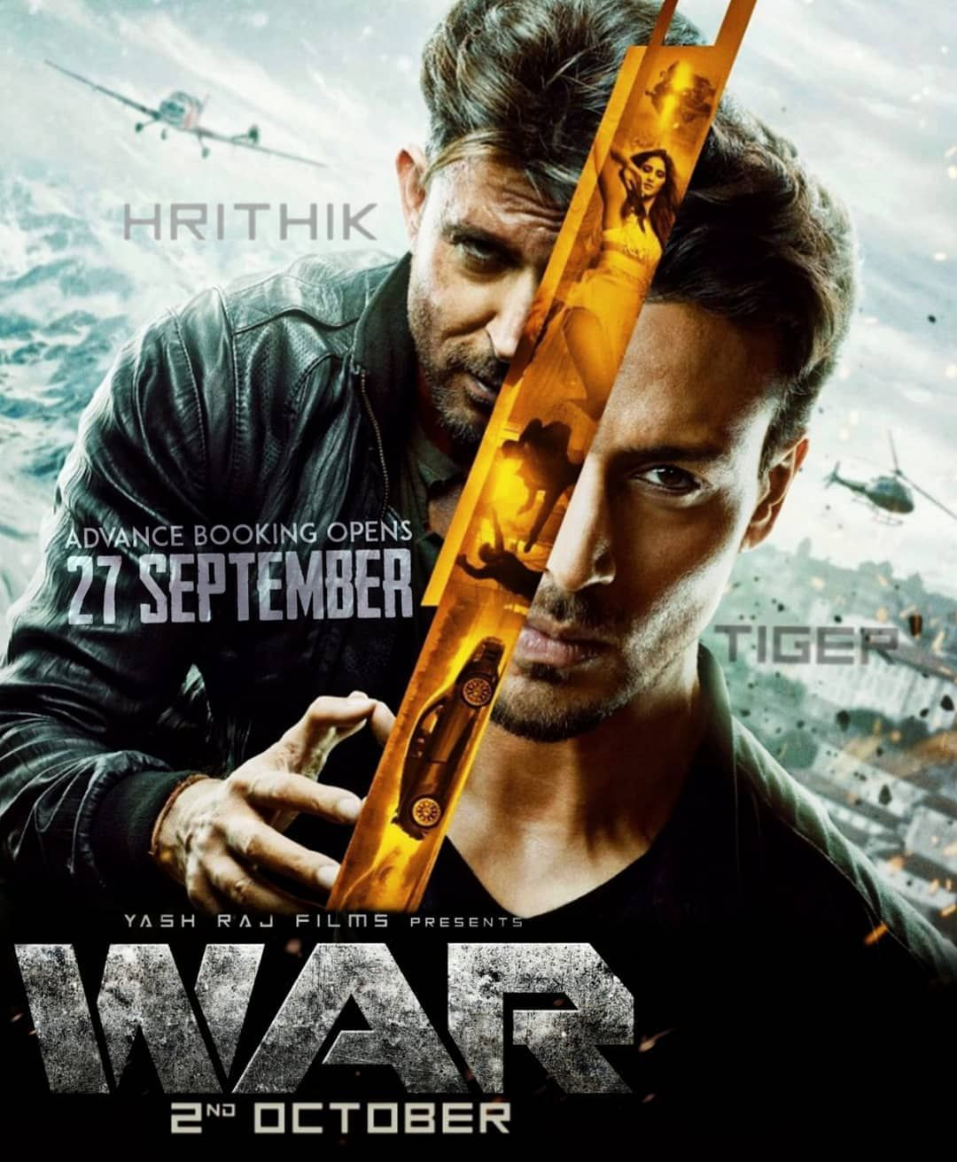 TeamHrithik and TeamTiger from 27th September advance