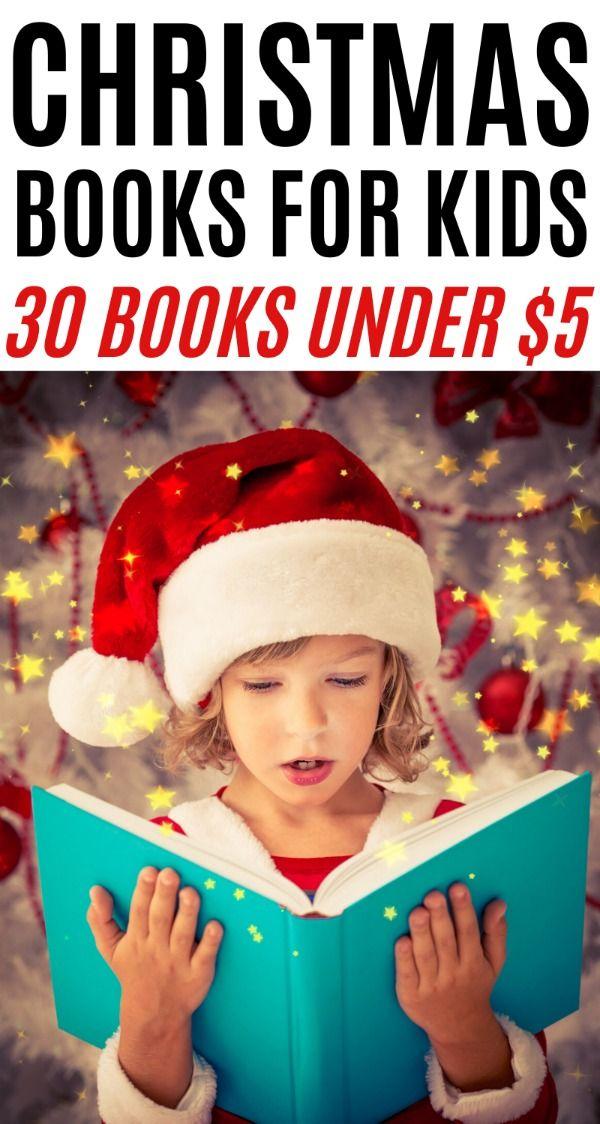 30 Best Christmas Books for Kids Under $5
