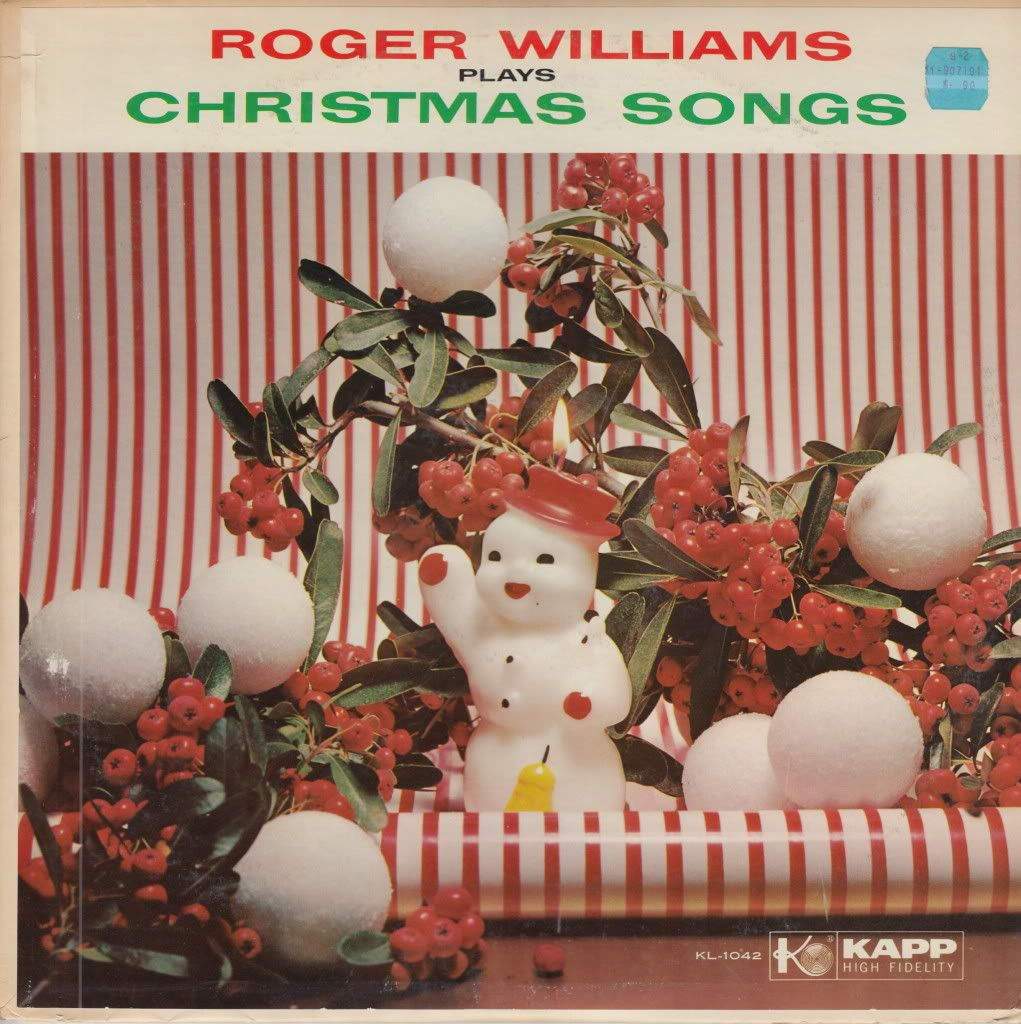 Play Christmas Music.Roger Williams Plays Christmas Songs 1956 Christmas