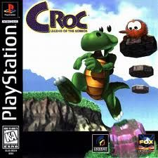 Croc Legend Of The Gobbos Psx Iso Rom