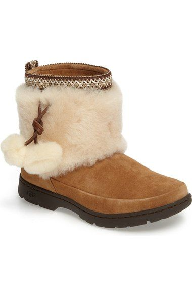 9d3e9693ea8 UGG® Brie Genuine Shearling Waterproof Bootie (Women) available at ...