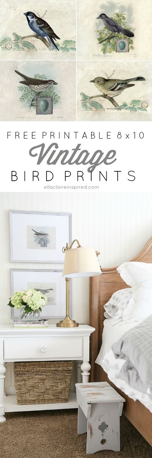 How to's : Free Printable 8x10