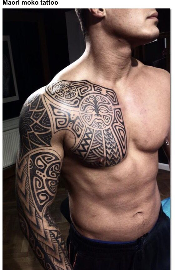 maori moko tattoo maori tattoos pinterest maori. Black Bedroom Furniture Sets. Home Design Ideas