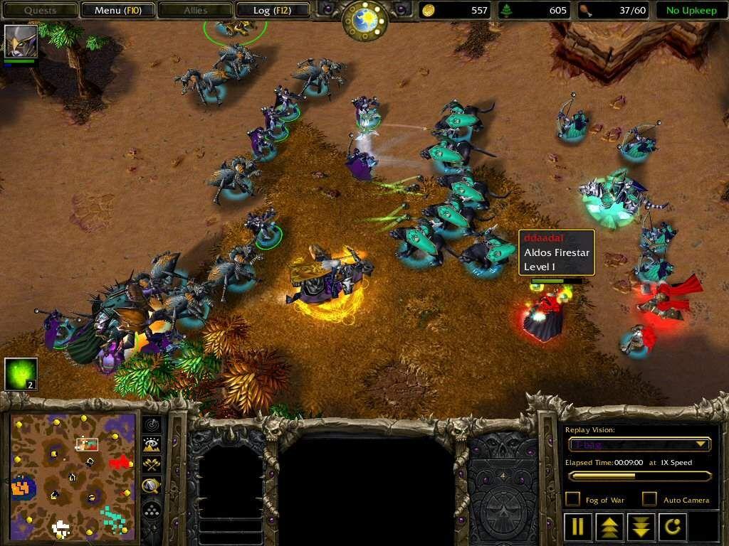 Warcraft Iii Gameplay Con Imagenes Frozen