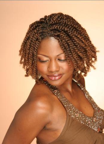 Super Kinky Twists Two Strand Twists And Twists On Pinterest Short Hairstyles Gunalazisus