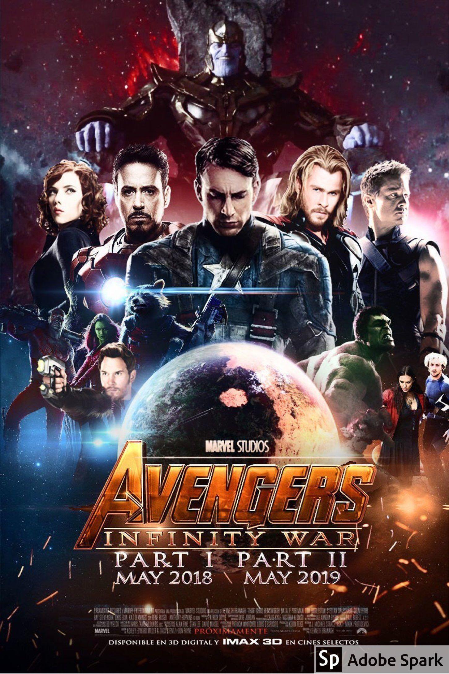 Avengers Infinity War Vf Streaming : avengers, infinity, streaming, Avengers:, Infinity, Preview, Avengers
