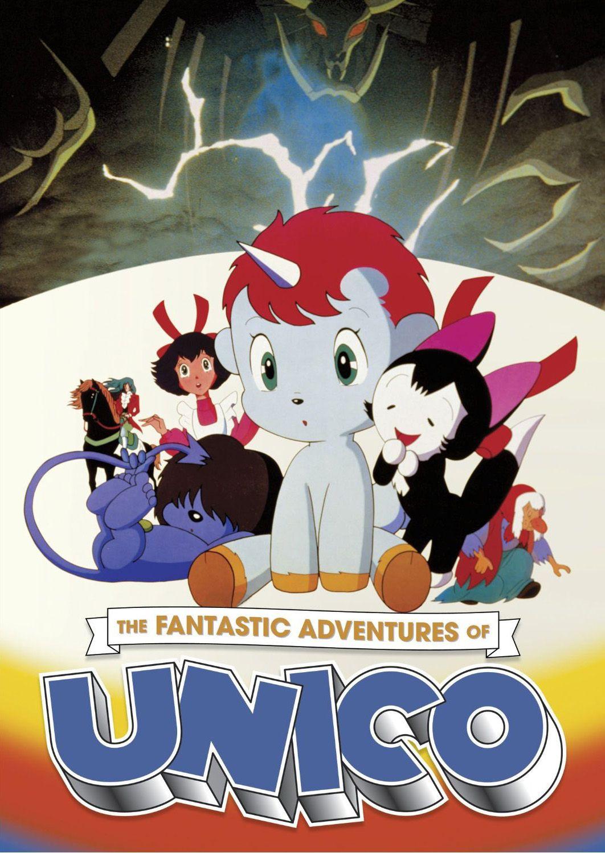 The Fantasic Adventures of Unico Anime movies, Adventure