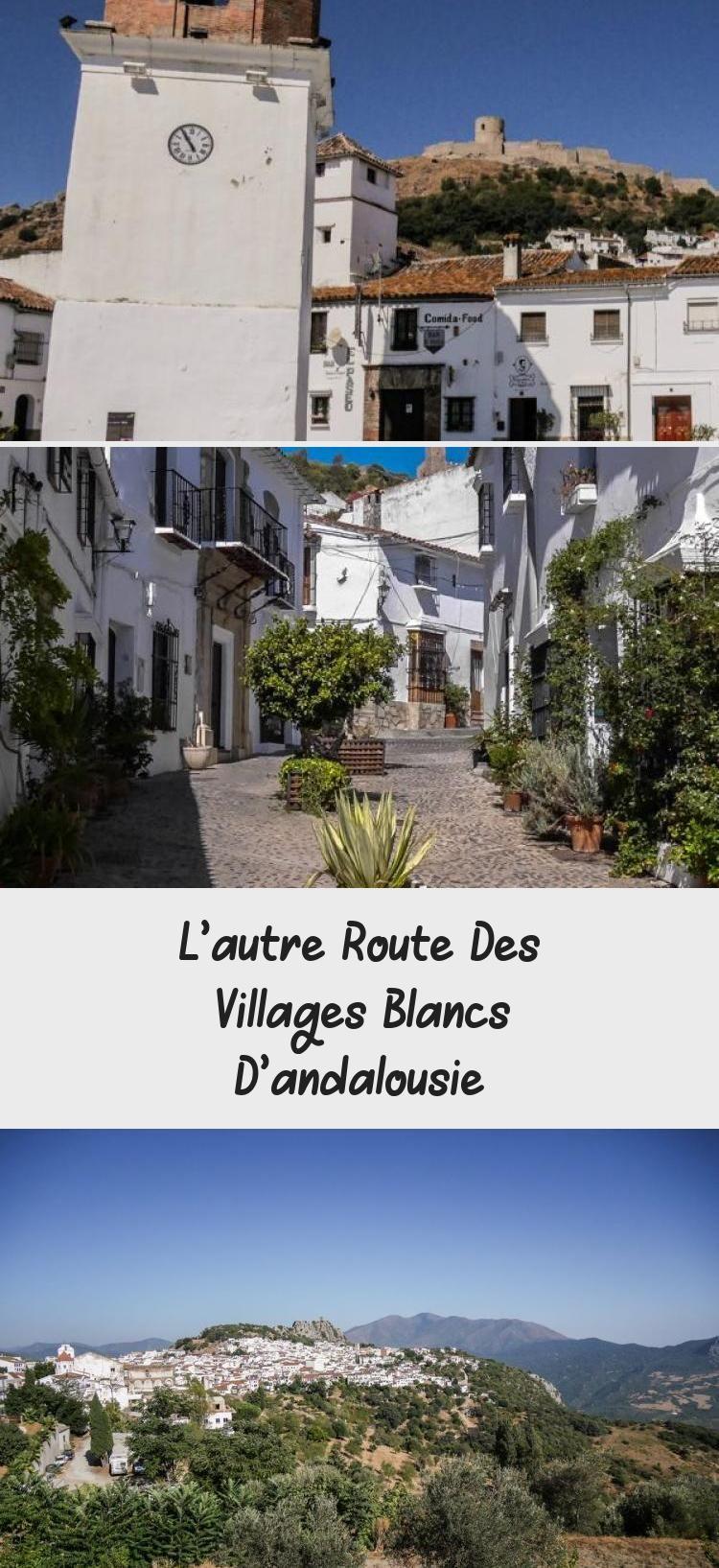Route Des Villages Blancs : route, villages, blancs, L'autre, Route, Villages, Blancs, D'andalousie, VOYAGE, House, Styles,, Mansions,, Village