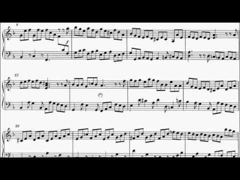 ABRSM Piano 2015-2016 Grade 7 A:2 A2 Handel Sonatina in D Minor HWV ...