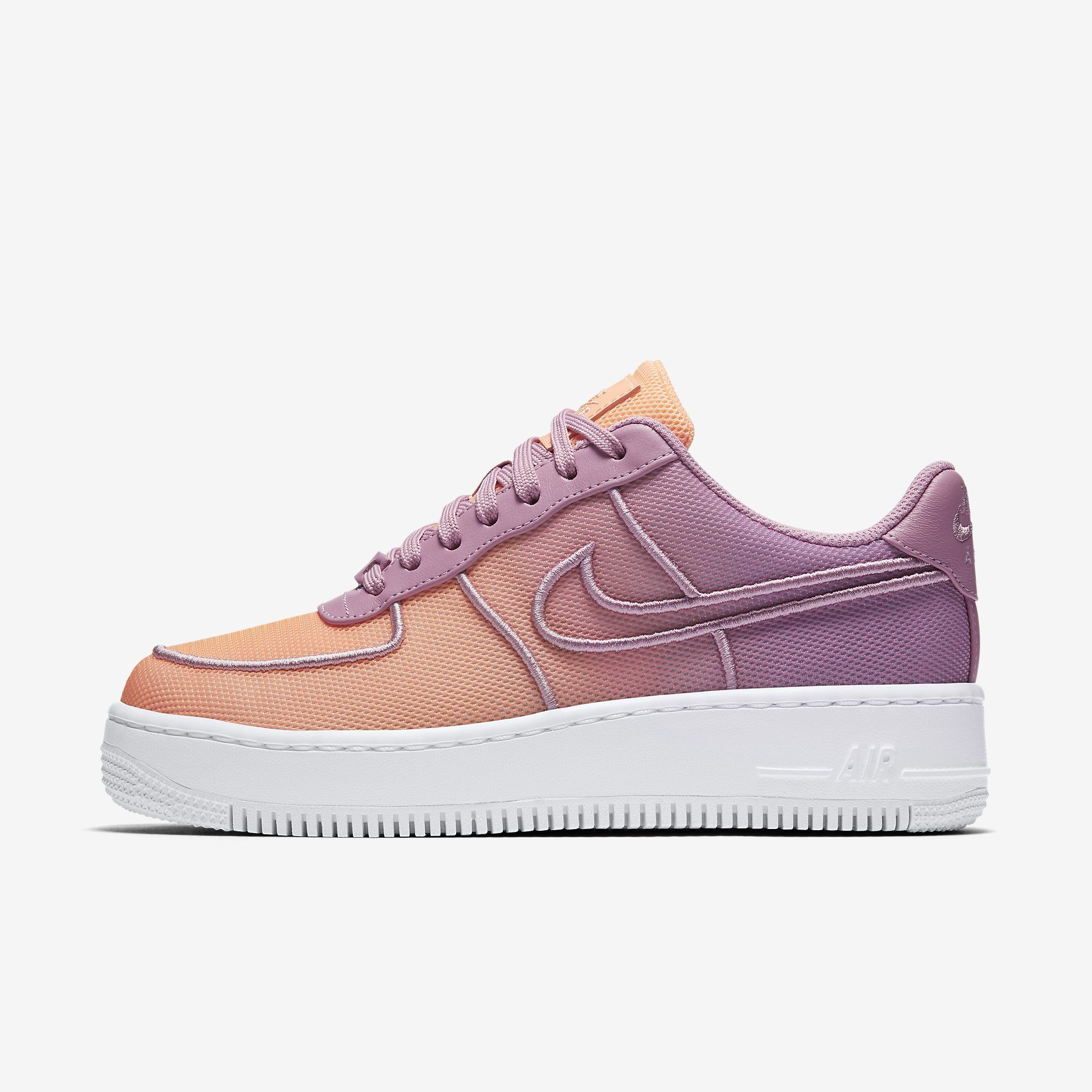 new concept e4cc1 36f3a ... sale sneakers women nike air force 1 upstep br 7d9aa f3bf0