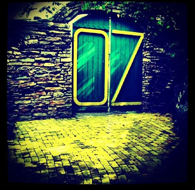 """Another Stop On Our Travels; """"Land Of Oz"""" 1970's Abandoned"""