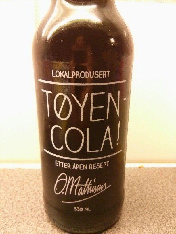 Tøyen-cola | △ My life : Norway ▽