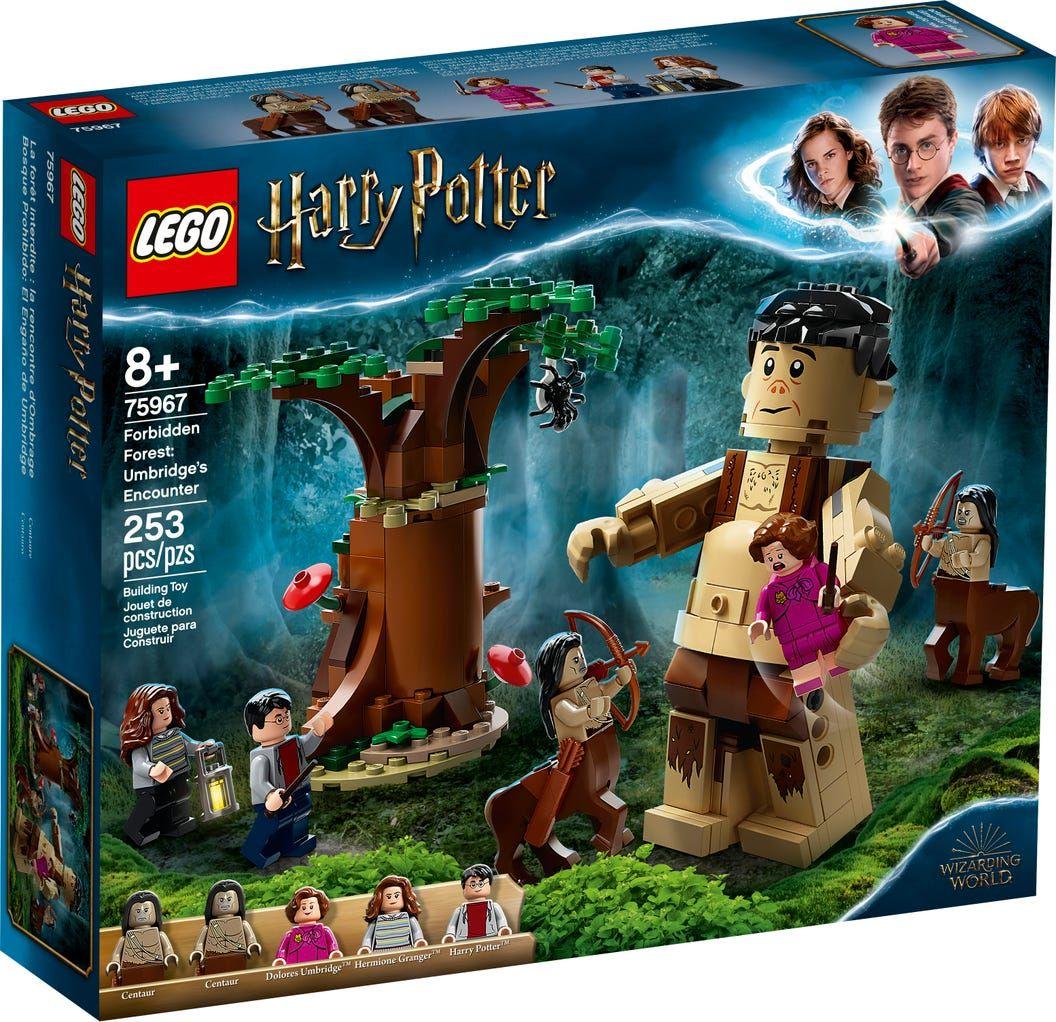 Forbidden Forest Umbridge S Encounter 75967 Harry Potter Buy Online At The Official Lego Shop Lego Harry Potter Harry Potter Toys Harry Potter Lego Sets