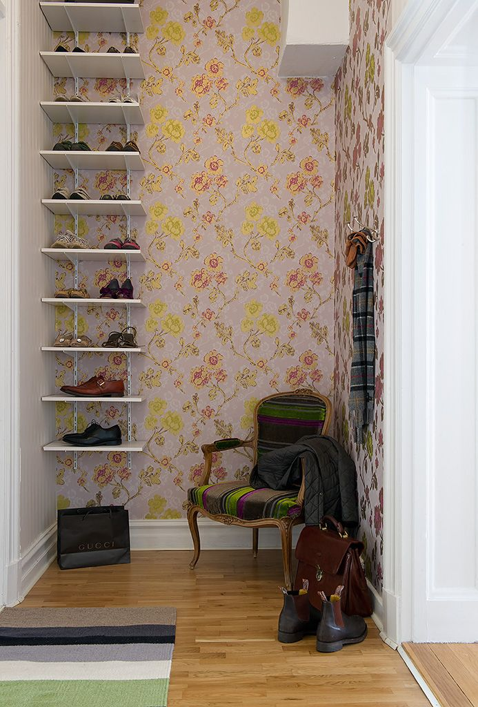 Love the shoe holder Home Sweet Home Pinterest Entrées et Idée - idee entree de maison