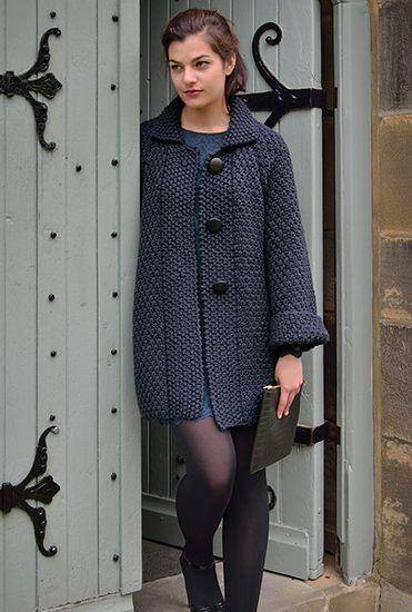 вязание спицами пальто для женщин схема с описанием карди