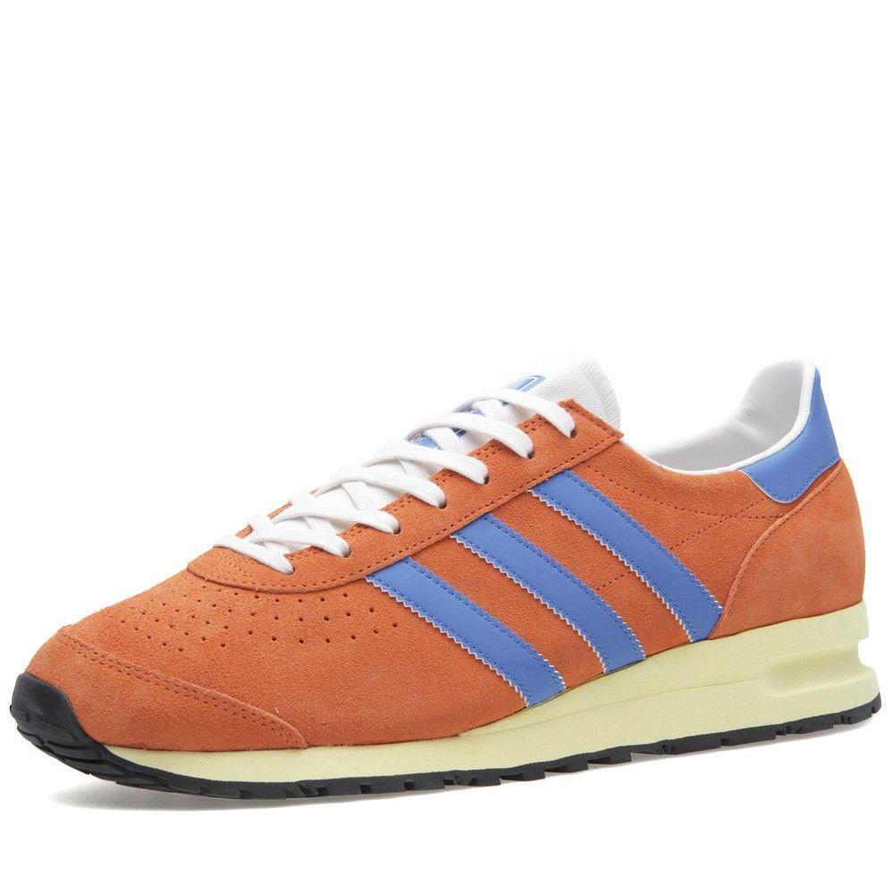 Adidas Maratona 85 (Orange & Bluebird) Formatori Pinterest