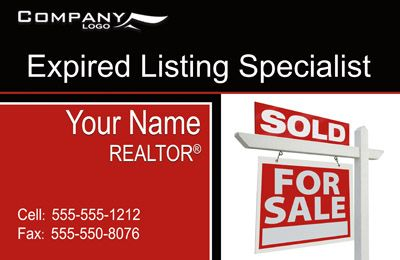 Expired Listings Postcards - Expired Listings Postcards- Complete ...