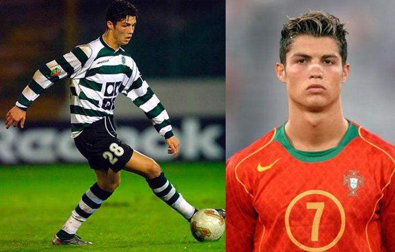 Cristiano Ronaldo Childhood Pic010 Soccer Pinterest Cristiano