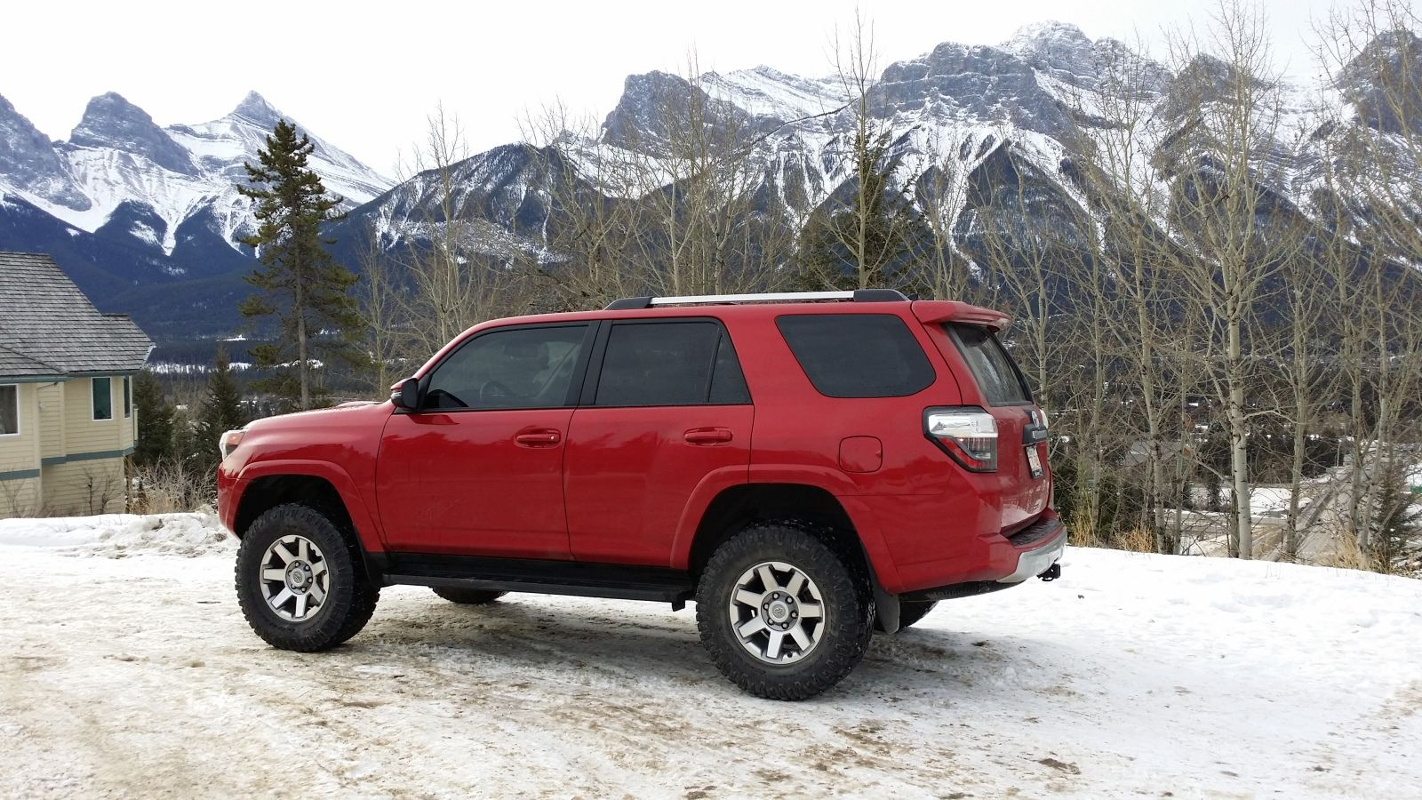 Best Year 4runner >> Revtek 3 Lift Kit 285 70 R17 Good Year Duratrac Toyota