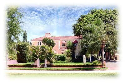 Banyan House Historic Bed Breakfast Venice Florida The Banyan