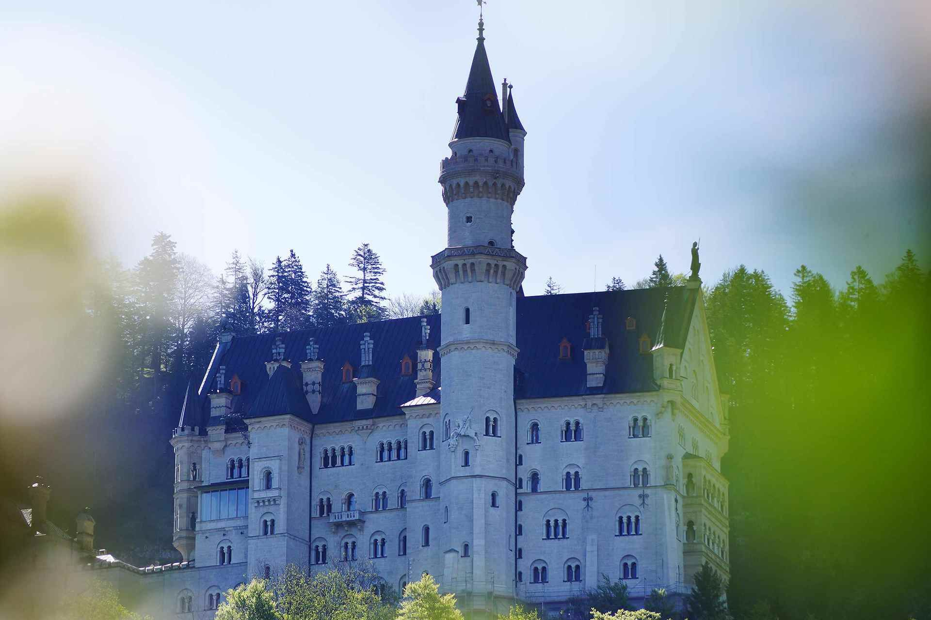 The Tegelberg Cable Car And Summer Luge Neuschwanstein Schwangau And Hohenschwangau Neuschwanstein Castle Europe Vacation Sightseeing