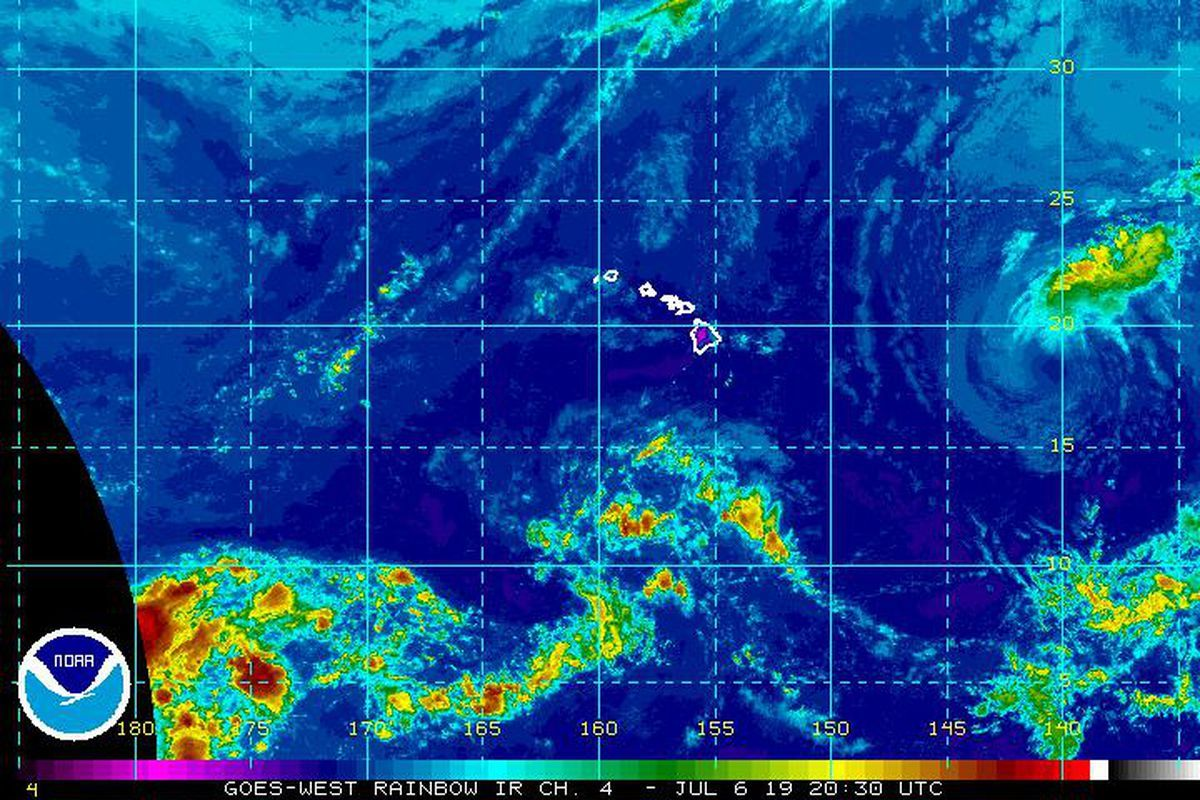 A Flash Flood Watch May Be Posted For Parts Of The State As The Remnants Close In Flood Watch Hawaii News Now National Hurricane Center