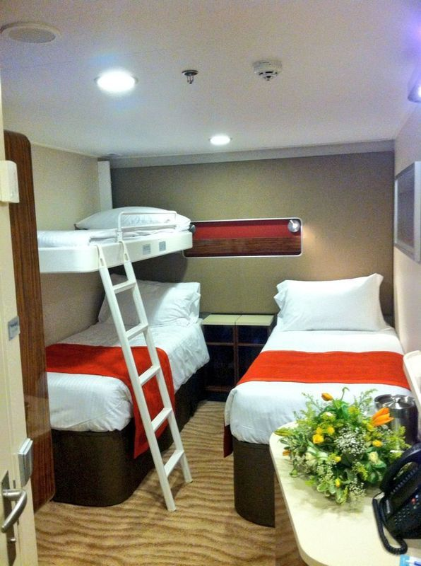 Norwegian cruise single rooms