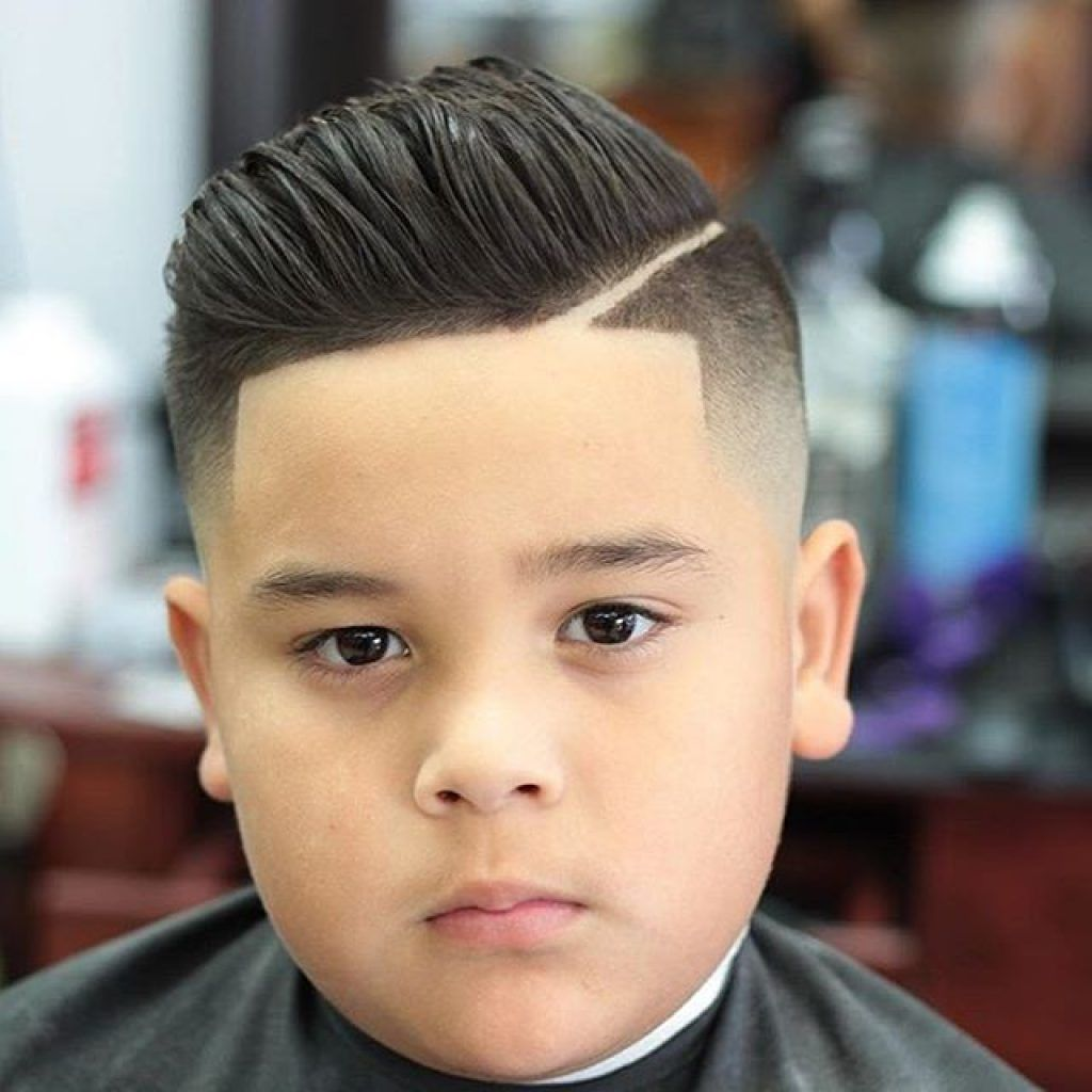 Cool 15 Lofty Line Up Haircuts For Boy Get Clean Look Kids