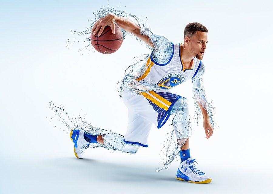 Stephen Curry Dope Wallpaper: Drink Amazing: Steph Curry For Brita Water Filters