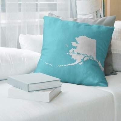 East Urban Home Alaska Throw Pillow | Wayfair