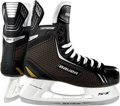 Bauer Supreme One4 Ice Skates Junior Find Out More About The Great Product At The Image Link This Is An Affiliate Link Skate Ice Hockey Bauer Skates