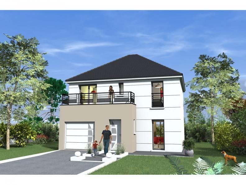 Aligre 100G - Cette maison contemporaine se présente avec un toit 4