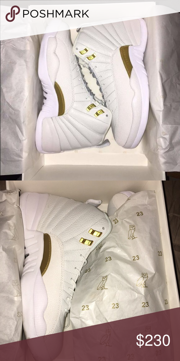 huge selection of 6e402 39b08 I have a pair of Ovo Jordan 12s I don't wear If interested ...