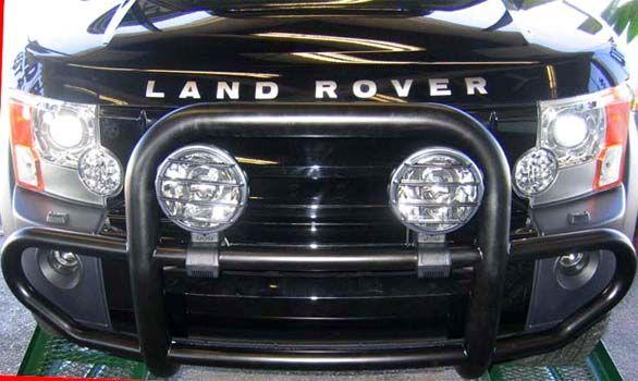 Land Rover Lr3 Genuine Oem Factory Brush Bar Land Rover Landing Oem