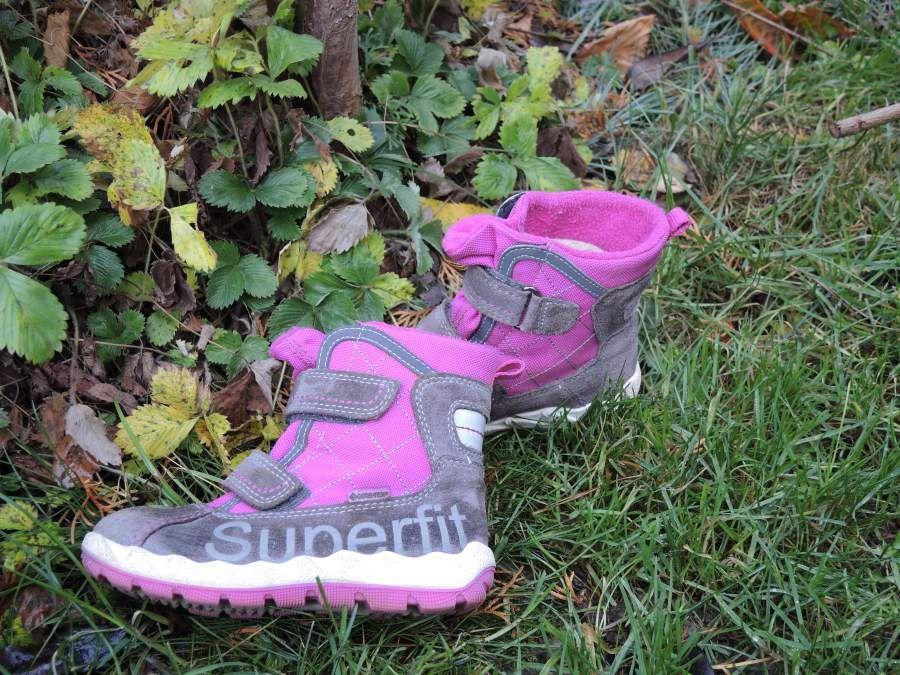 Dívčí zimní boty Superfit vel.27  2e2dc0e8f0